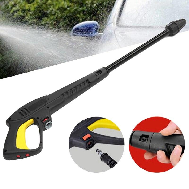 Limpiador de alta presión pistola pulverizadora de lavado de coches + boquilla de lanza Turbo para Lavor Vax Comet Bs