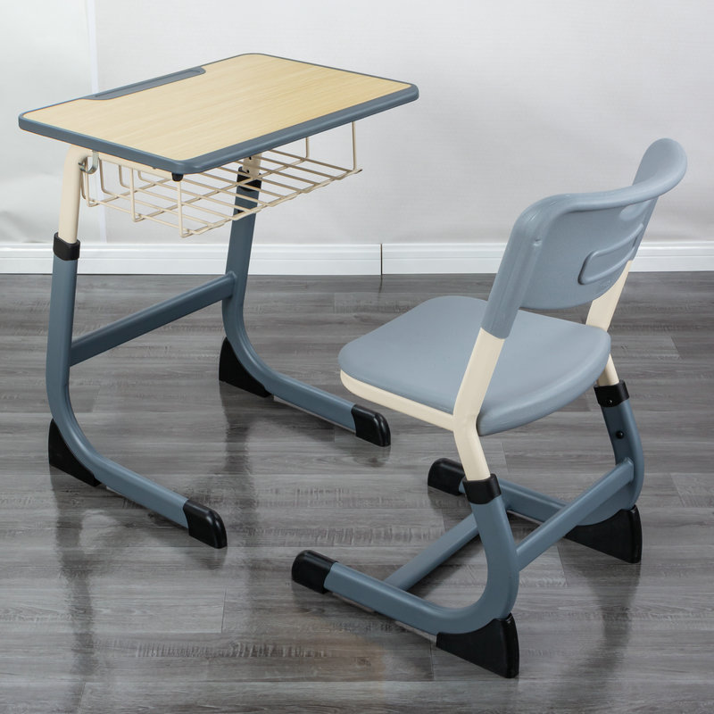 Письменные столы и стулья для школьников, учебные заведения, письменные столы и стулья для детей с-образные столы, учебный стол детские столы и стулья дэми набор мебели 1 радуга
