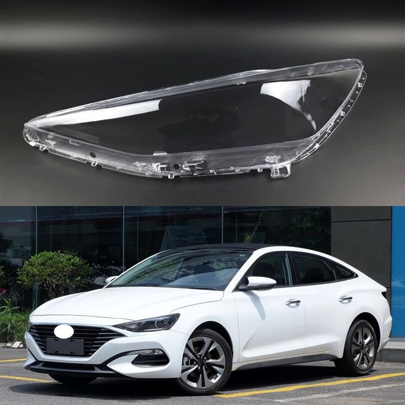 for Hyundai Festa large lampshade lamp shell outer cover mask shell surface 2018 2019