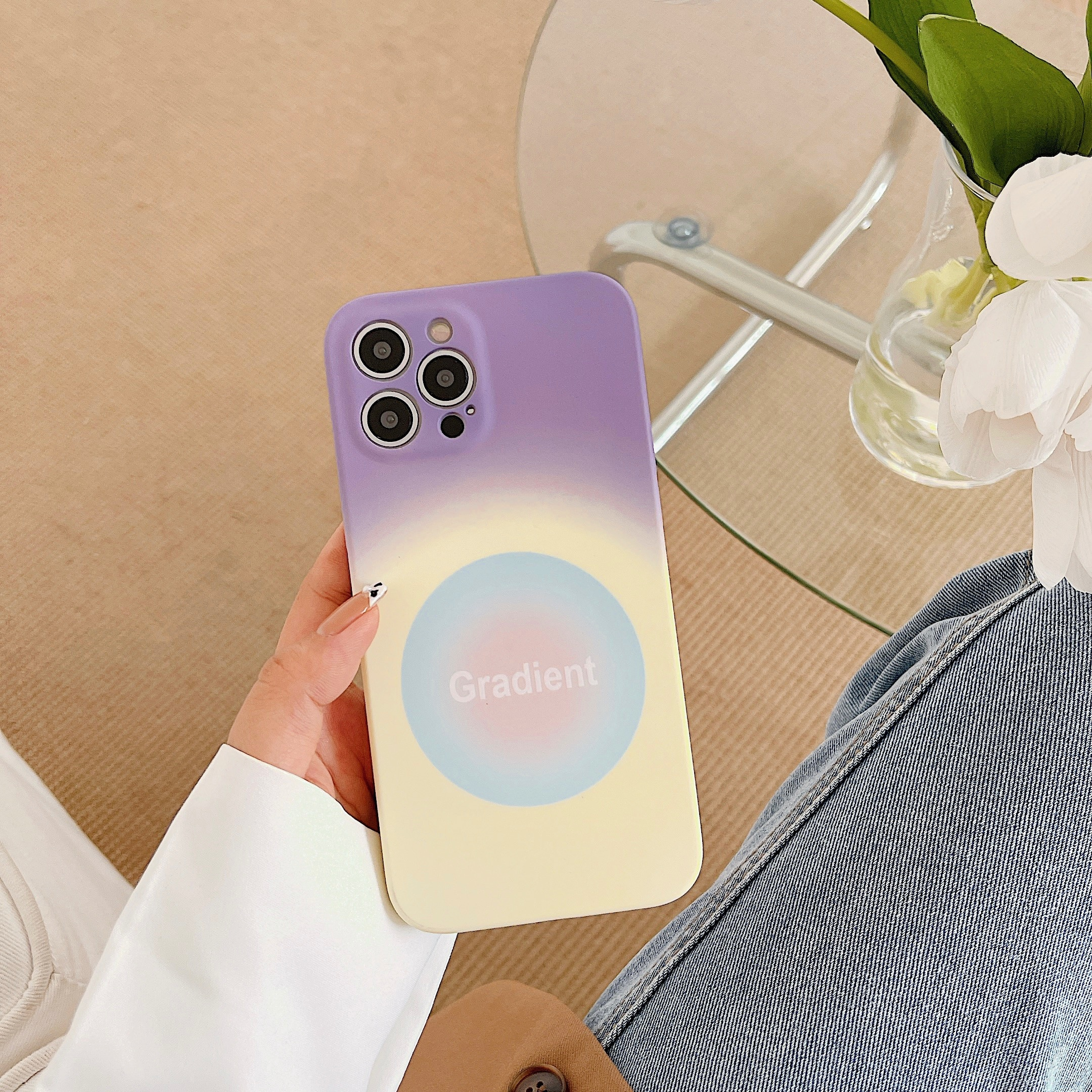 Luxury Brand Girl Boss Phone Case For iPhone 11 12 Xs Pro Max Mini Xr X 7 8 Plus Silicone Four Corne
