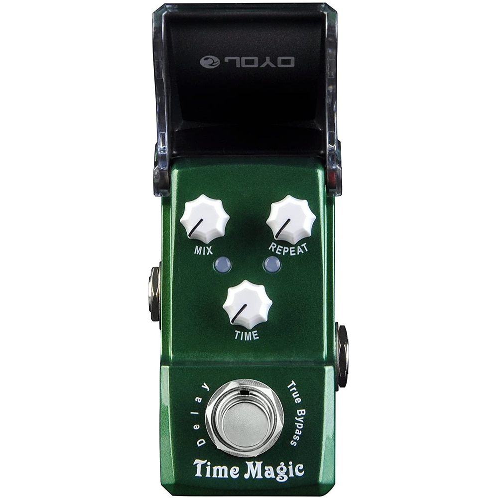 JOYO JF-304 Time Magic Digital Delay Pedal Guitar Effect Pedal True Bypass Design For Guitar Pedal Musical Accessories enlarge
