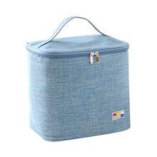 Mummy Breastmilk Cooler Bag Portable Baby Bottles Bag Thermal Insulation Bags