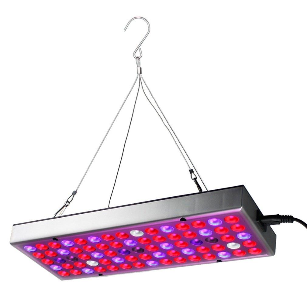 Panel de luz Led para cultivo hidropónico, 45 W, 25 W, rojo, azul, blanco, Ir, Uv Led, espectro completo para plantación en interiores