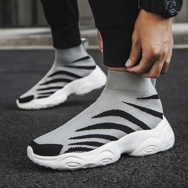 جديد الأصلي رجل جورب أحذية سرعة المدرب أحذية رياضية الرجال تنيس Feminino حذاء كاجوال موضة رجل إمرأة رياضة Zapatos Mujer