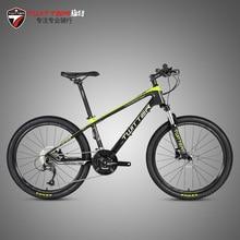 2020a новый стиль Zhuite Tw2400pro углеродное волокно маленький горный велосипед 24-дюймовый 27-скоростной студенческий женский велосипед