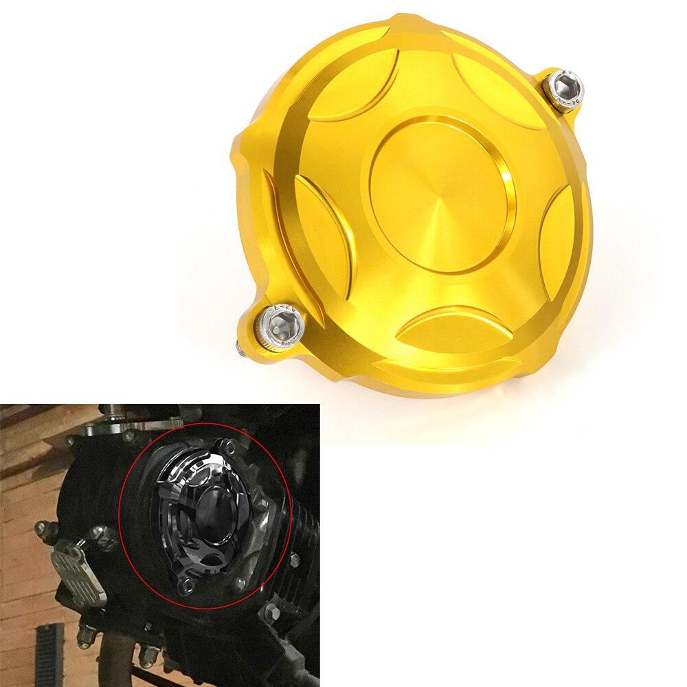 Mortorcycle головка цилиндра левая боковая крышка протектор для HONDA GROM MSX125 2013 2014 2015 2016 2017 2018 2019 2020 CNC алюминий