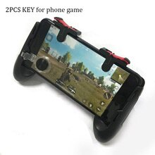 2PCS Moible Controller For PUBG Trigger Fire Button Aim L1 R1 Key L1R1 Shooter Controller For PUBG M