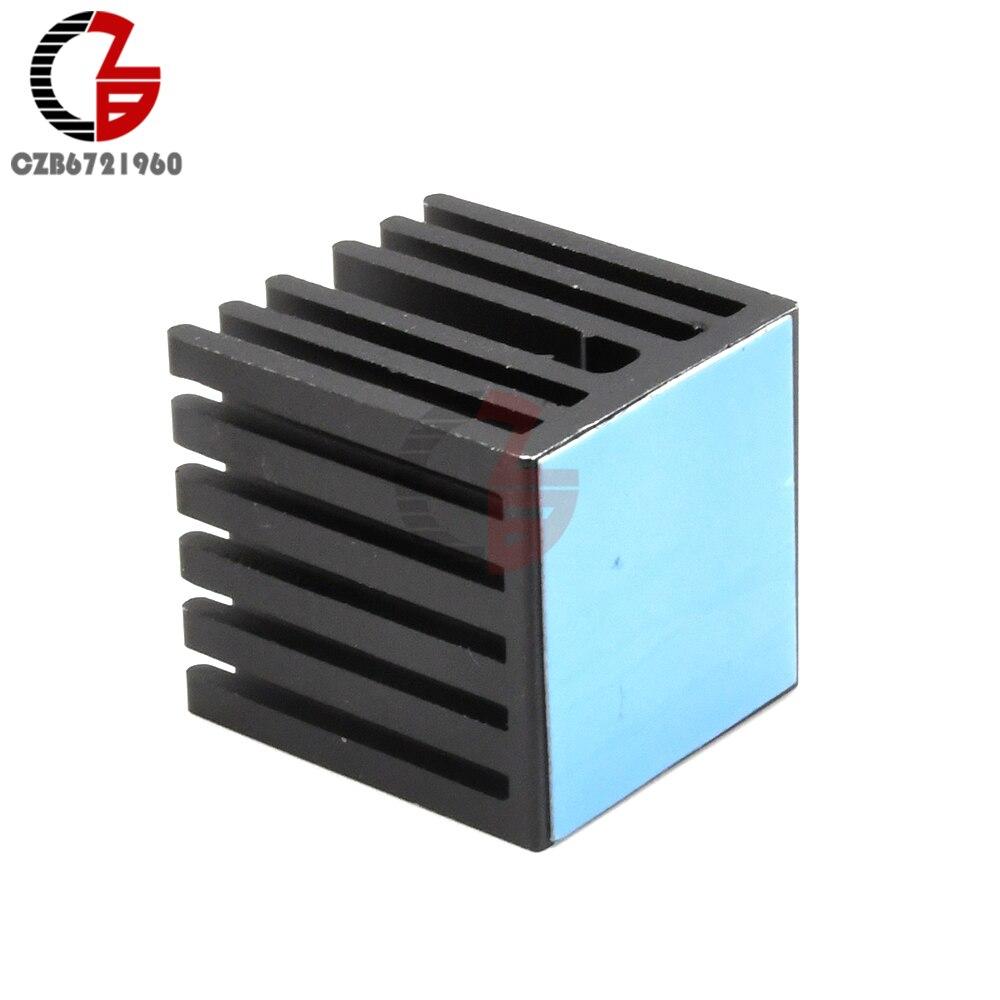 3M8810 22*22*25mm Aluminium Kühlkörper für Elektronische Wärmeableitung Kühlung
