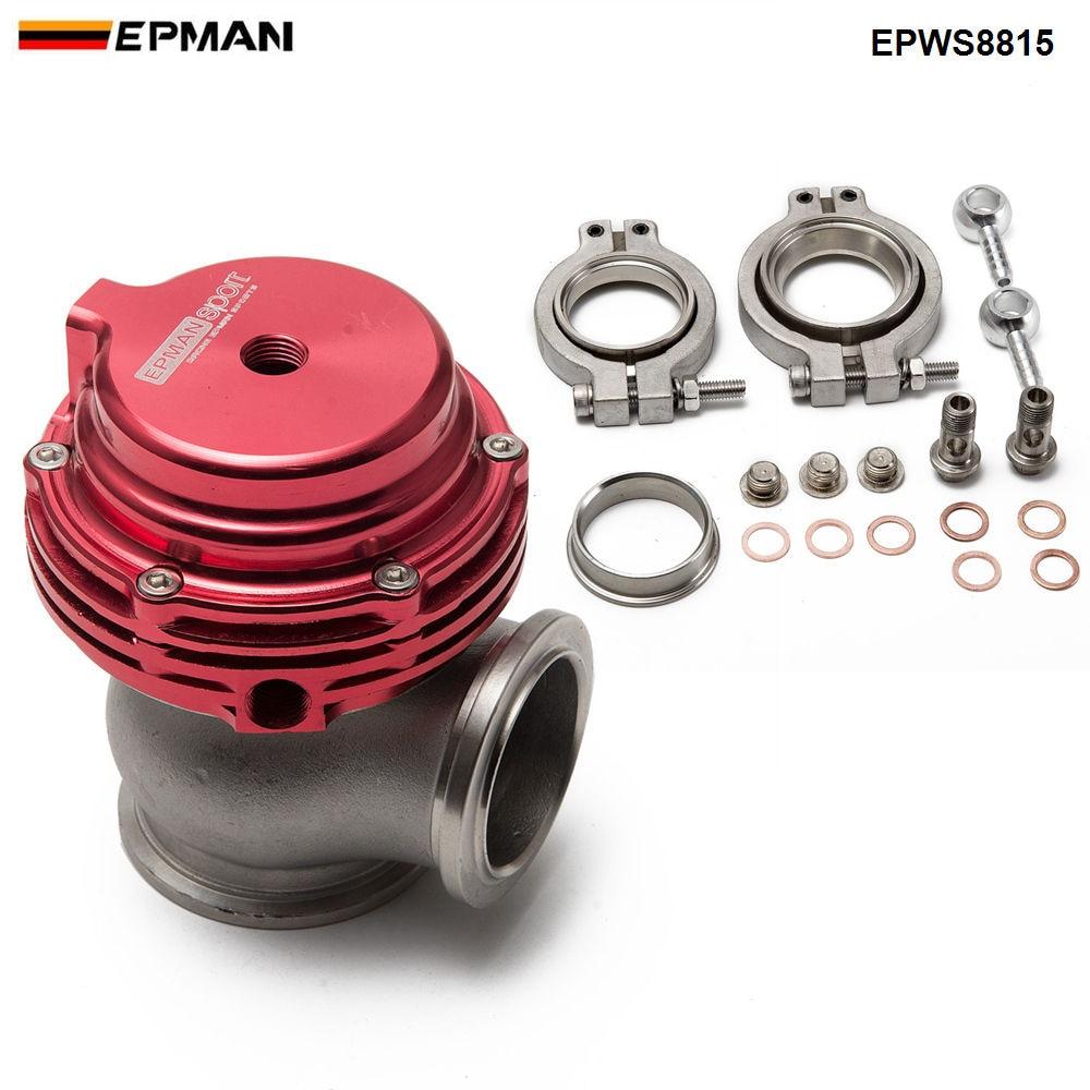 EPMAN производительность 38 мм v-полоса турбо коллектор внешний расточительный Компактный стиль EPWS8815