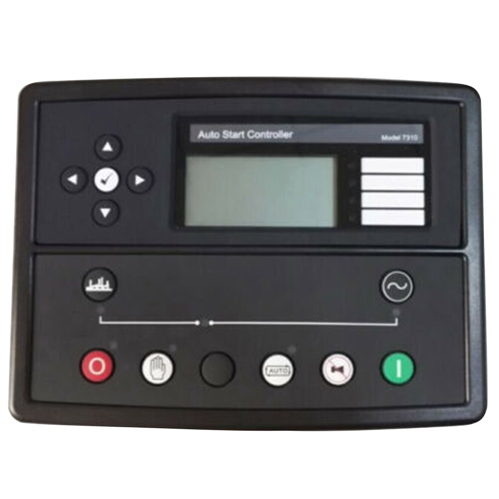 DSE7310 Durable pantalla LCD motor Monitor Genset controlador módulo inicio automático fácil operación pantalla Digital Deep Sea Electronics