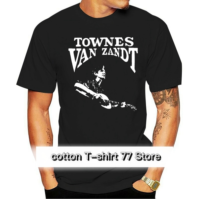 Camiseta VINTAGE de La Villa Van Zandt camisa de campo de Pancho...
