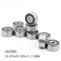 1623 2RS ABEC-1 10PCS 5/8\