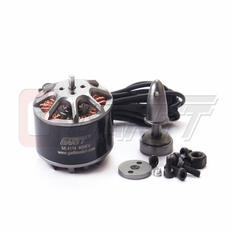 GARTT ML 4114 400KV 4114 Motor pecado escobillas para Multirotor Quadcopter Hexa DJI S800 S1000 RC drone
