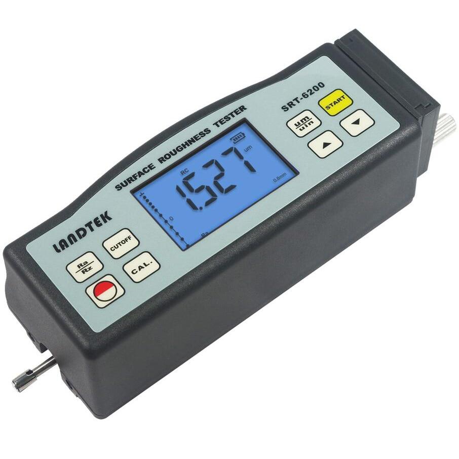 LANDTEK SRT-6200 خشونة السطح اختبار استخدام لقياس خشونة السطح من مختلف الآلات ومعالجتها أجزاء.