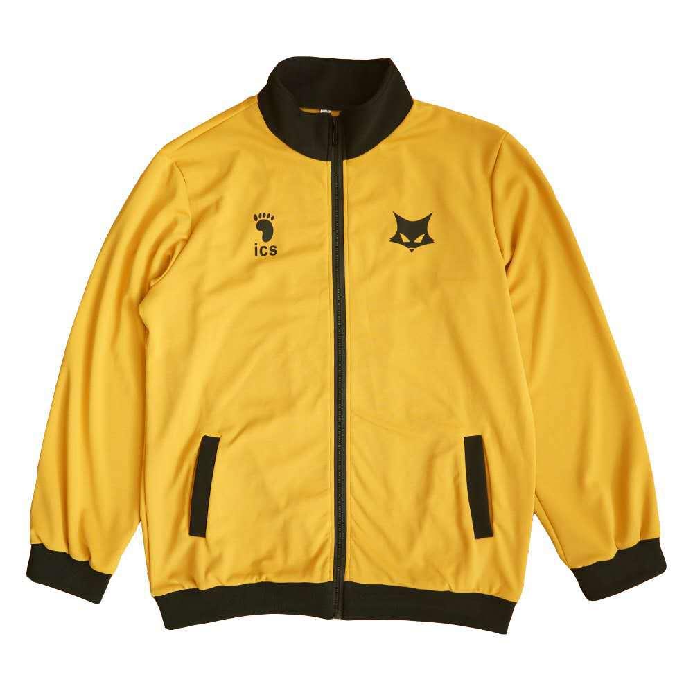 Haikyuu!! MSBY Team Jackets 3D Printing Fall Winter Baseball Jacket Stand collar jacket Men/Women Hip Hop Jacket Zipper
