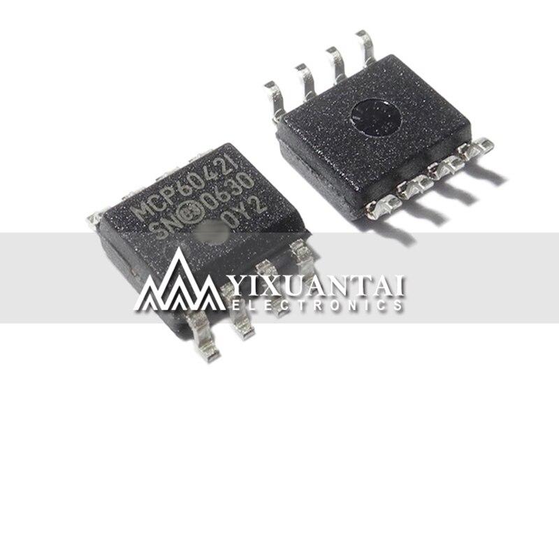 20PCS/lot   50pcs/lot   100pcs/lot   100% original     MCP6042-I/SN   MCP6042     6042         SOP8