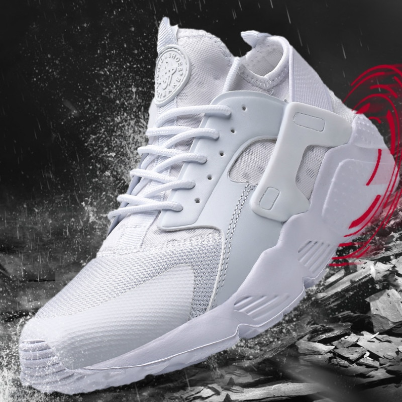 Summer Couple Running Shoes Breathable Outdoor Men's Sports Shoes Breathable Fashion Sport Shoes Tra