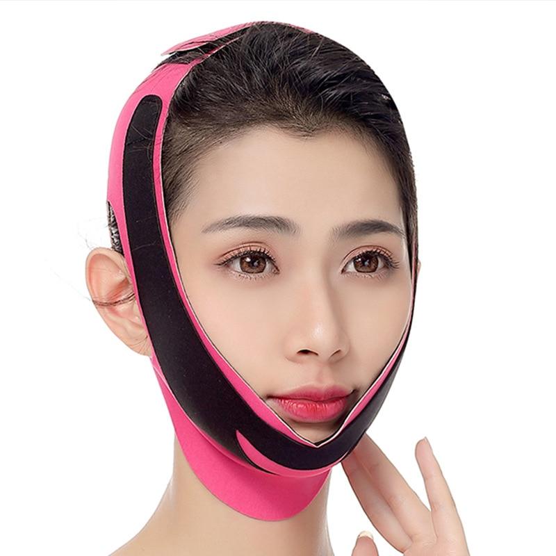 Elastic Face Slimming Bandage