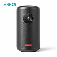 Nebula Capsule II     Mini projecteur de poche intelligent par Anker  200 ANSI Lumen  720p  HD  avec Wi-Fi