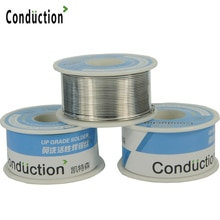 Solder Wire 0.3/0.5/0.8/1.0MM FLUX 2.0% 63FT Tin Lead Tin Wire Melt Rosin Core Solder Welding line sn63/pb37 Soldering Wire Roll
