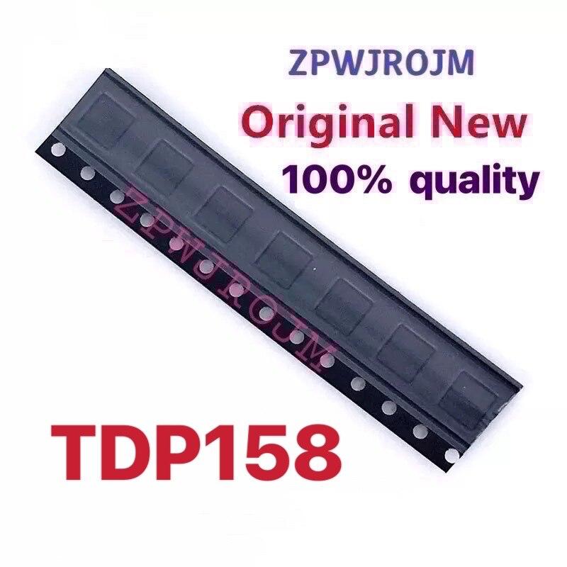 2-5 قطعة 100% الأصلي TDP158 TDP158RSBR TDP158RSBT QFN-40