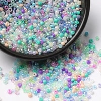 glass seed beads bulk234mm craft small pony jewelry beads for diy craft project bracelet necklace jewelry making