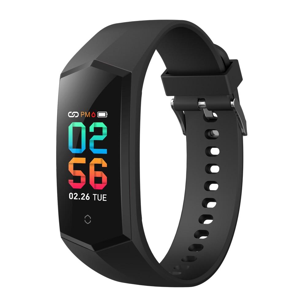 Reloj inteligente de las mujeres de los hombres de deportes смарт часы Fitness pulsera banda para OPPO R17 Pro R15 R11s más R9 más R7s más R7 Plus