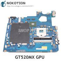 NOKOTION For Samsung NP300E5A 300E5A NP-300E laptop motherboard GT520MX GPU HM65 DDR3 BA92-09185A BA92-09185B BA41-01763A