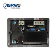 R220 automatic voltage regulator avr 30kva for generator alternator