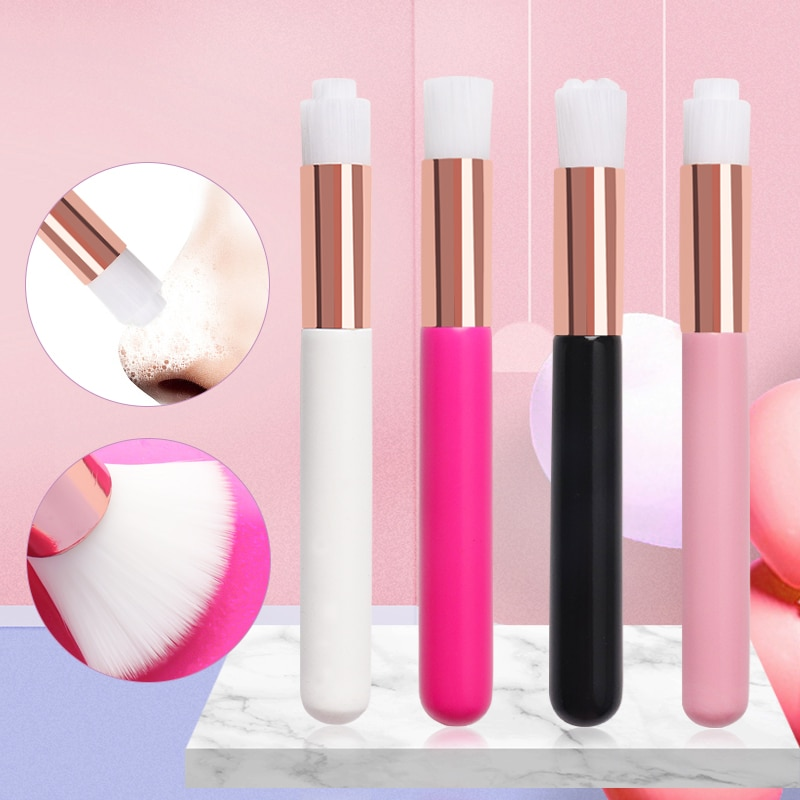 AliExpress - Professional Eyelash Cleaning Brush Lash Shampoo Brush Eyebrow Nose Blackhead Cleaning Brush Beauty women Makeup Tools
