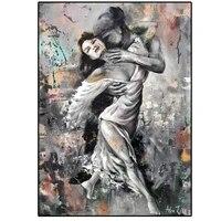 Plein Carre Foret Rond 5D diamant peinture Couple Doux BRICOLAGE diamant broderie bien-aime Amant kit Mosaique Decor A La Maison cadeau  P753