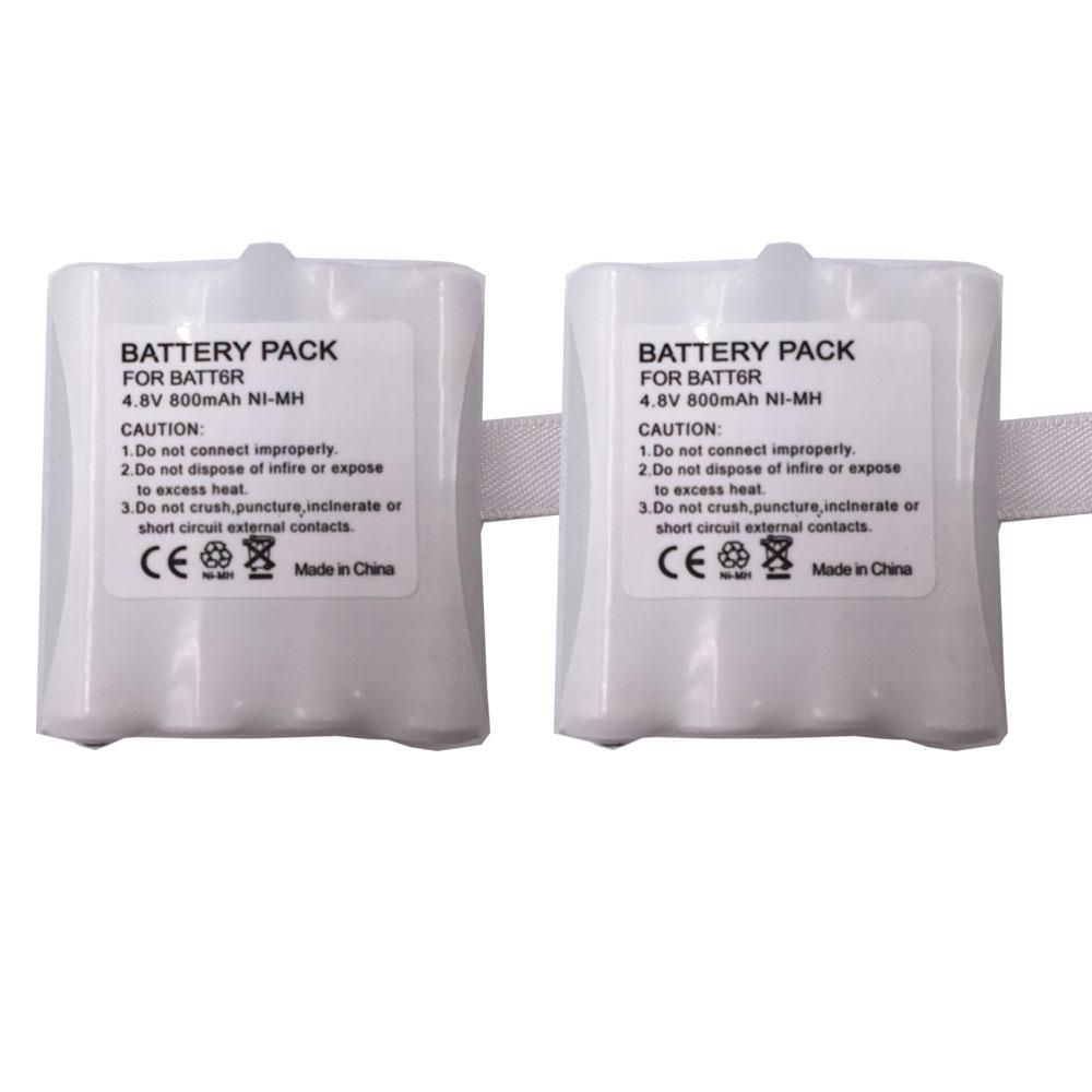Batería de Walkie Talkie Ni-MH, PB-G8 PB-G6 PBG8 Ni-MH, batería para Midland G8 M24 M48LXT-325 LXT Series Reer 5005 Scopi Alan 441