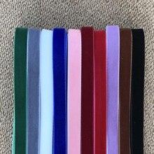 Hot 120 cm /100cm Length 1.6 cm Width Velvet Surface Shoelaces Women Men Black White Blue Colorful S