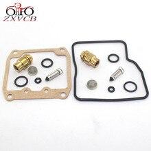 Motorcycle carburetor repair kit for SUZUKI VS700 Intruder  VS 700 750 1986-1987 VS750 1988-1991 Floating needle seal parts