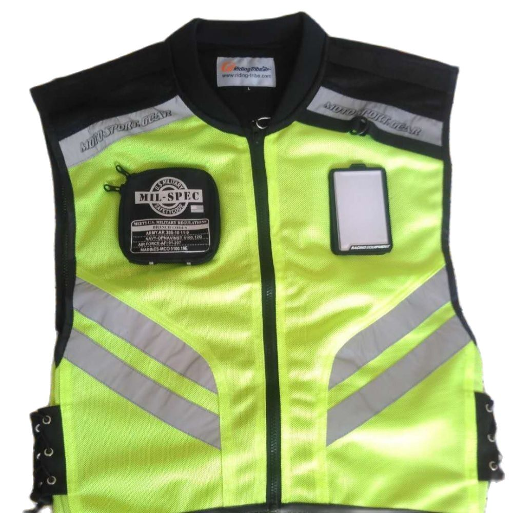 Motocycle reflective vest,waterproof, breathable,the four seasons general enlarge