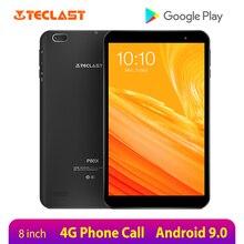 Teclast P80X 8-дюймовый планшет Android 9,0 4G Phablet SC9863A Восьмиядерный 1280*800 IPS 2 Гб RAM 32 Гб ROM планшетный ПК Две камеры GPS