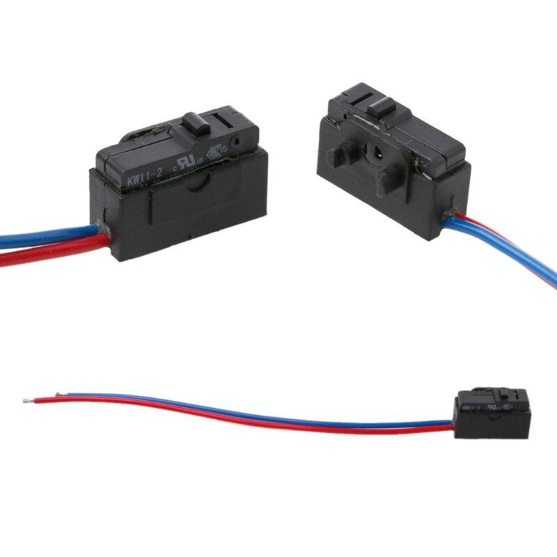 2020 nuevo Micro interruptor de bloqueo de Sensor de puerta izquierda para Octavia Fabia Superb Passat B5 Bora Golf 4 MK4