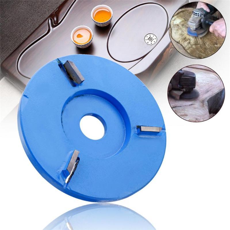 90 мм дуги/плоские зубы плоскость резьба по дереву дисковый инструмент фреза для 16 мм апертура угол TN88 плоскость три зуба