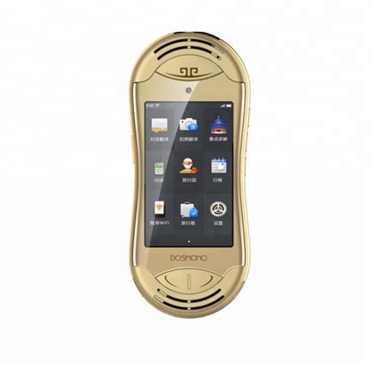 Support 72 languages wireless portable translator 4G WIFI simultaneous voice Language translation device