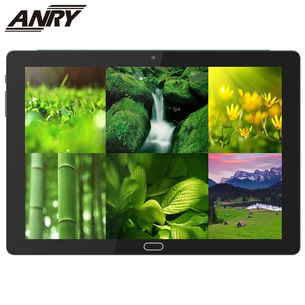 ANRY plus récent K30 10.6 pouces tablettes Android 8.1 OS 4GB RAM 128GB ROM 1920x1200 9000mAh batterie Deca Core Type C jeu Phablet