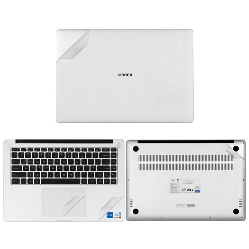 Adesivos de Pele Capa para Xiaomi Adesivos para Xiaomi Portátil Sólido Pvc Notebook Decalques Pro 15 2021