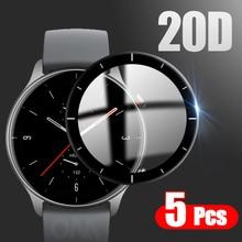 Pellicola salvaschermo 20D a copertura totale per Xiaomi Huami Amazfit GTR 2 2E Watch Global Hydrogel pellicola protettiva (non vetro)