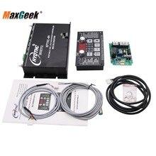 Maxgeek Plasma Torch Height Controller THC Torch Height Control Kit For CNC Plasma Cutting Machines XPTHC-4H