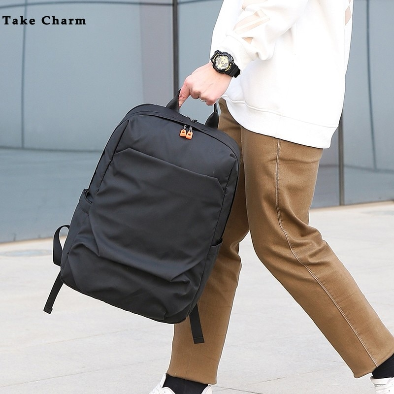 الذكور على ظهره 2021 مقاوم للماء في الهواء الطلق الرياضة الظهر حزمة للرجال كلية الطالب حقيبة مدرسية بسيطة الأعمال السفر حقيبة كمبيوتر محمول