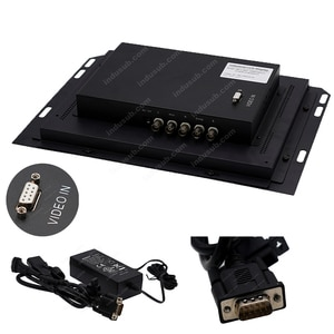 """MDT-1283B-1A 12,1 """"Замена ЖК-дисплея для монитора системы FANUC CNC"""