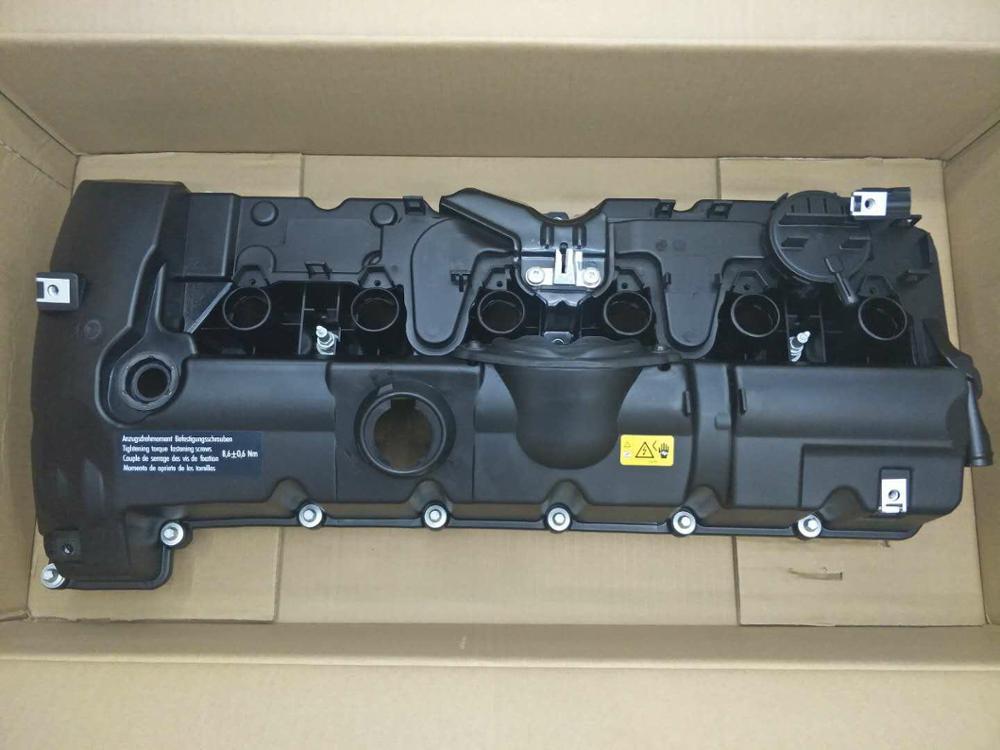 Motor Cilinder Kleppendeksel & Pakking 11127552281 Voor Bmw E60 E65 E66 E82 E90 E70 Z4 X3 X5 128i 328i 528i N52