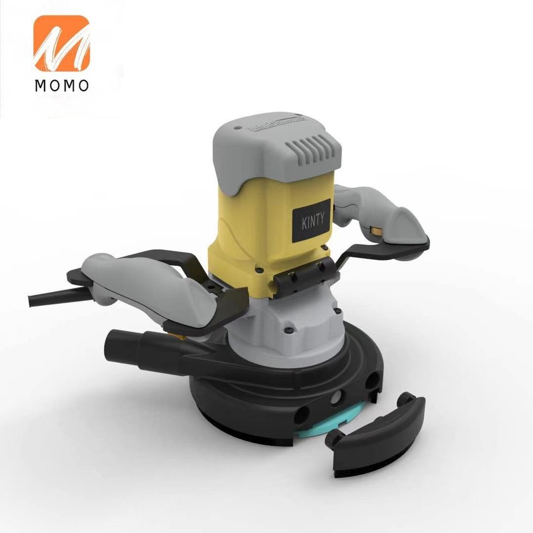 باليد الحفر ماكينة تنظيف ساندر الملمع لتصنيع خشونة السطح