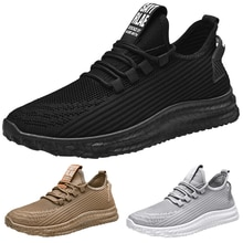 Holfredterse Cheap Sale New Shoes for Men Outdoor Sneakers Breathable Man Casual Walking Korean Styl