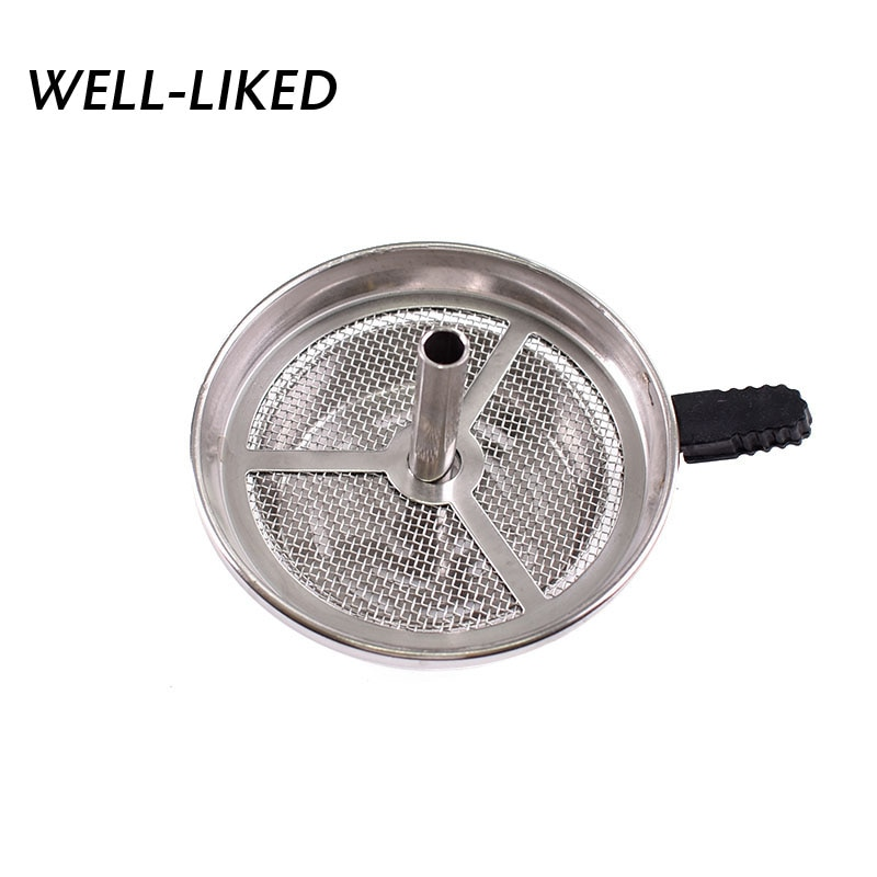 Hookah heat keeper dispositivo de gerenciamento de calor suporte de carvão de metal para shisha separado chicha narguille acessórios
