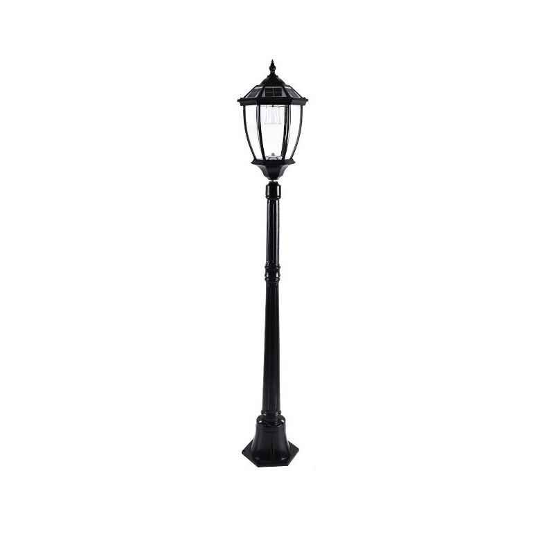 Outdoor Streetlight Lampy Ogrodowe Iluminador Jardin Lampu Jalan Tenaga Surya Plaza Lampione Lampa Uliczna LED Street Light enlarge